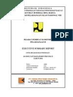 Ececutive Summary Report