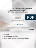 P13 FINAL Slides - The Consulting Enclave, What Would Be an Ideal Embedded Value Reporting Basis in Asia (Clement Bonnet)_Demobb