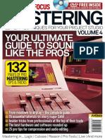 Music Tech Focus - Mastering Volume 4