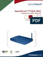 201302 Thomson Tg788 Guide Reference Telnet | Wi Fi | Domain Name System