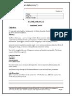 PD manual