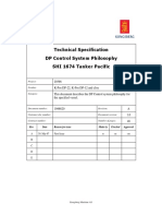 Technical Specification DP System