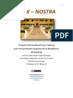Proyecto Socioeducativo y Cultural VF 1