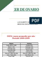 Cancer Ovario Resumen