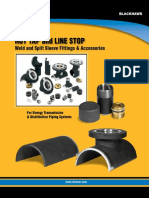 Weld and Split Sleeve Fittings & Accessories