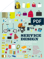 Service Design Insights From Nine Case Studies