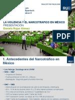 La Violencia en Mexico 2