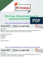 C2150-197 Study Material