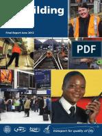 Rebuilding Rail - Final Report