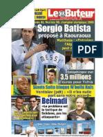 LE BUTEUR PDF du 02/07/2010