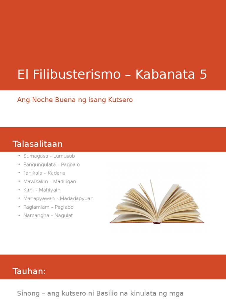 251042054 El Filibusterismo Kabanata 5