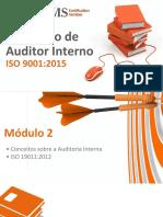 Treinamento Auditor Interno