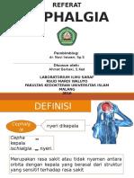 Ppt Cephalgia