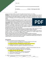 Caso Clínico Neuropsicología 2