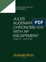 Audemars Piguet calibre 2908