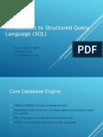 SQL Basics