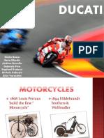 Ducati Slides