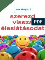 SZEREZD VISSZA ÉLESLÁTÁSODAT - Leo Angart