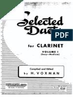 Clarinet Duets