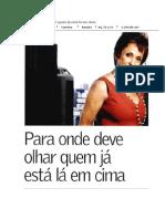 Revista Executivos de Valor 03-2008