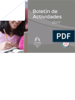 Boletin de Actividades - Final Corregido 18-01-17