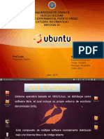 DIAPOSITIVA Programa Ubuntu