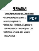 16X PRINT