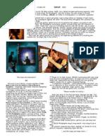 1 sheet, SAKLAD singer-songwriter