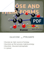 GLUCOSE and the Forms