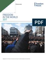 Reporte Freedom House