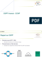 Interco Cours2 OSPF Avance