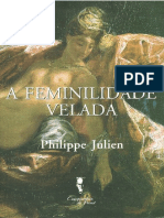 JULIEN a Feminilidade Velada (Falta 1 Capítulo) - Philippe Julien