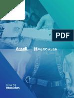 Guia de Produtos-epi-hercules Ansell