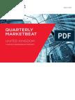 UK Quarterly Marketbeat March 2016