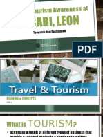 CREATING Tourism Awareness At