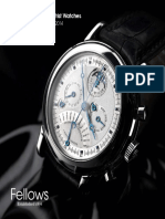 Vintage & modern wrist watches 20. 10. 2014. (Fellows)
