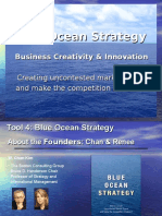 Principles of Marketing - Blue Ocean Strategy