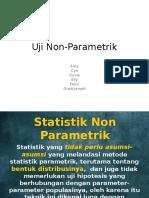 KEL 6 Uji Non-Parametrik