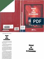Manual de Direito Do Consumidor. João Batista de Almeida. São Paulo, Saraiva, 2003.
