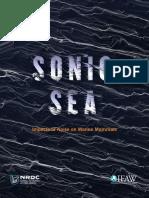 IFAW Ocean Noise Report