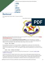 Concurso PC-PA 2016_ Confira o Plano de Estudos Desenvolvido Pelo Professor Adriano Barbosa!