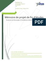 Rapport de Projet de Fin d'Études - Loïc ANTOINE-GRANDJEAN