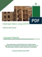 Part 3 Diaphragm Design Examples