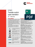 Catalogo-CUMMINS-Transfer Switch OTEC Model