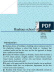 Bauhaus School of Design2003 Adhi