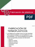 Fabricación de Plasticos.