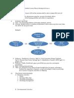 Multiple Alleles Detailed Lesson Plan