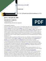 CO2 bicarbonatos y cloruro