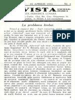 La Problema Limbei BCUCLUJ FP 280279 1933 002 004