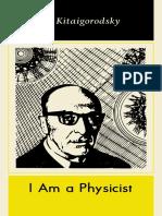 I Am a Physicist – Kitaigorodsky
